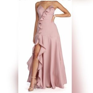 Windsor blush pink dress